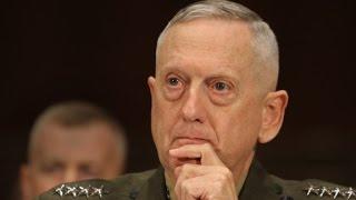 Source  Trump picks Mattis for defense secretary