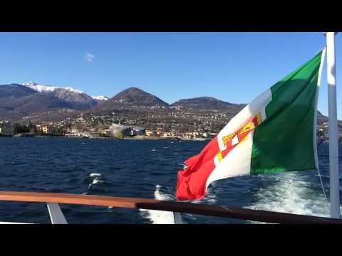 Lago Maggiore Italy & Milano Vacation Trip - GoPro