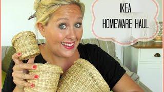 Ikea Homeware Haul // Miss Enchanting