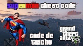 GTA V Cheat Codes Fun! (Skyfall/Superman Cheat Code)