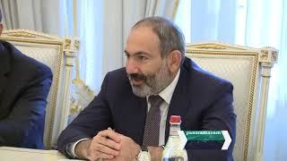 Հայաստան-ԱՄՆ հարաբերությունները նոր մակարդակի բարձրացնելու իրական հնարավորություն կա. Նիկոլ Փաշինյան