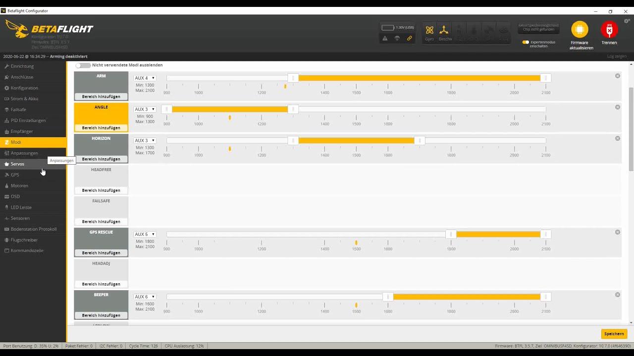Anschluss und Konfiguration eines GPS in Betaflight фото