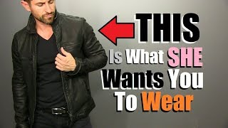 How Women WANT Men To Dress! 5 Style Secrets For ROCKING Monochromatic Looks