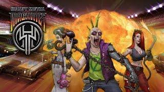 Gameplay AO VIVO - Heavy Metal Machines - (Feat. Josi Gamer)