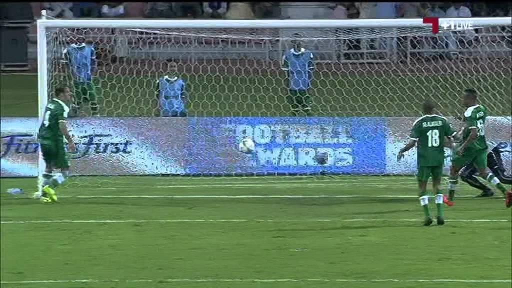 Al Ahli - Umm Salal 0-1  جلال حسینی