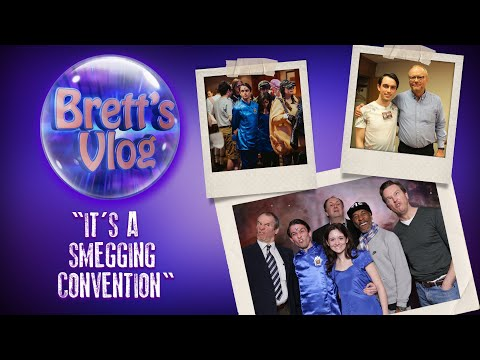 "Vlog 29   ""It's a Smegging Convention"""
