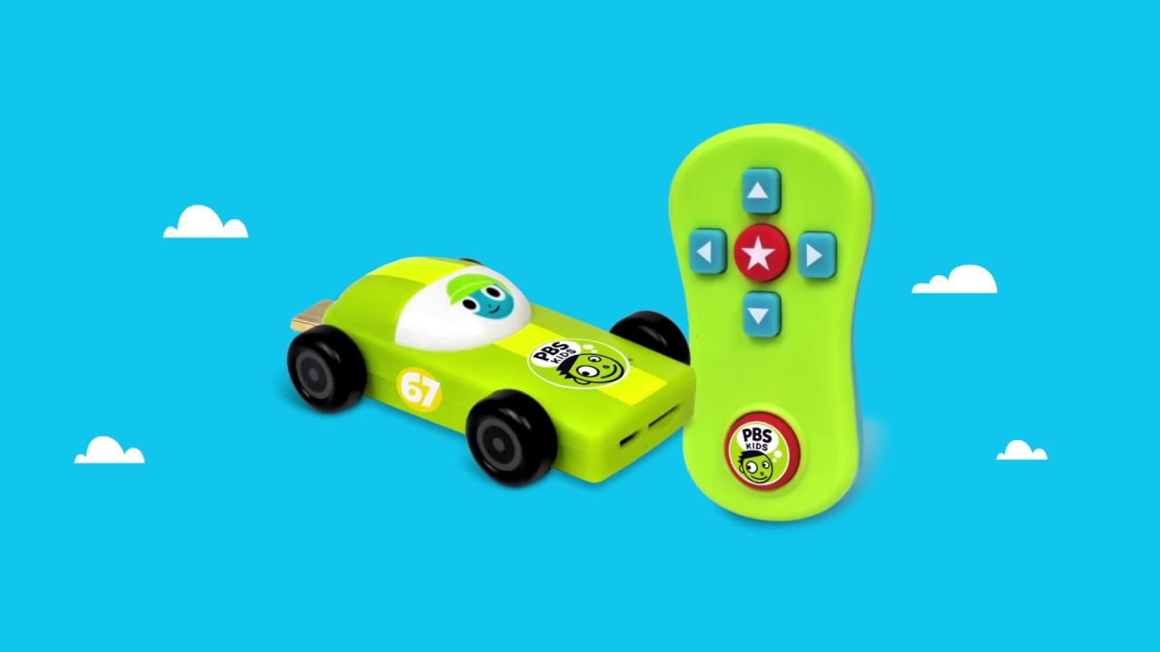 PBS KIDS Plug & Play HDMI Streaming Stick