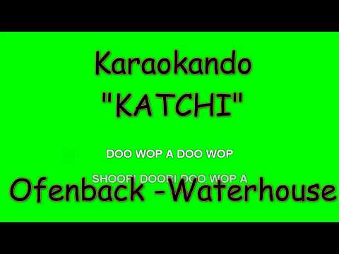 Karaoke Internazionale - KATCHI - Ofenback ft. Nick Waterhouse ( Lyrics )