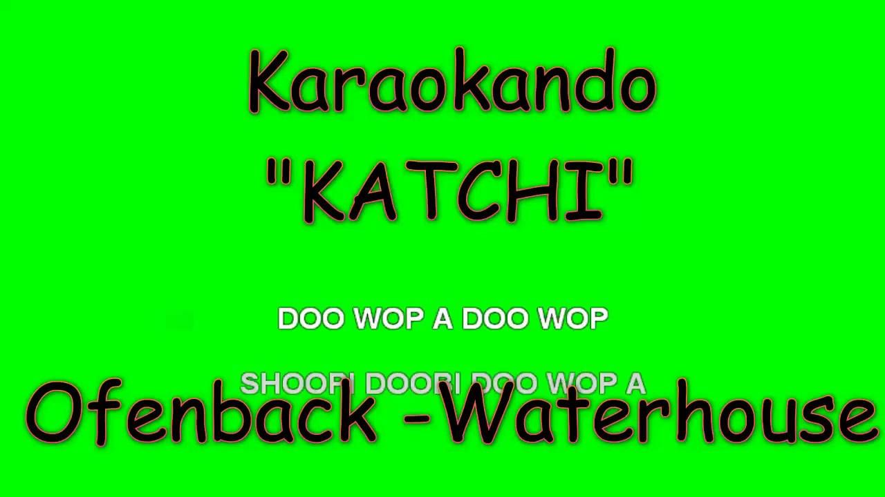 parole chanson katchi