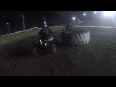 "Yamaha Banshee  TT ""semi-pro"" racing at rpm speedway st-marcel qc"