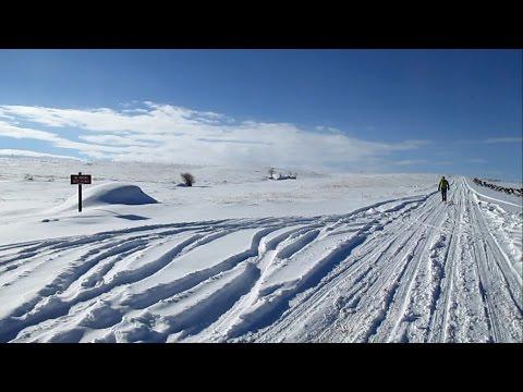 Wyoming - Nordic Skiing (w/ Vedauwoo Visit)