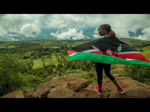 Navalayo Osembo-Ombati Speaks On Kenya's First Running Sneaker   LIVE