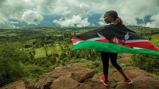 Navalayo Osembo-Ombati Speaks On Kenya's First Running Sneaker | LIVE