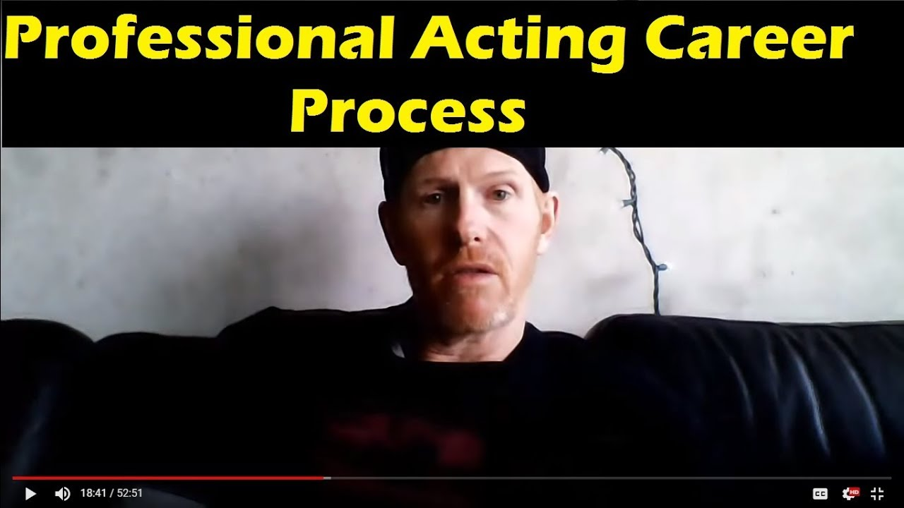 careers in acting