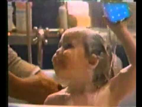 Fisher-Price baby bath products (1991) - YouTube