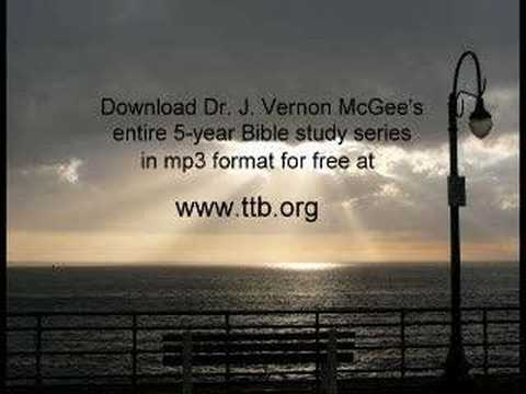 Overview - 'Thru the Bible' with Dr. J. Vernon McGee