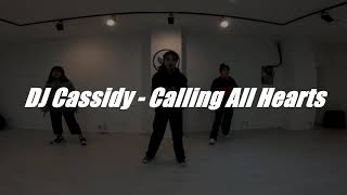 DJ Cassidy - Calling All Hearts / Locking Class / 고릴라크루 댄스학원 천안점
