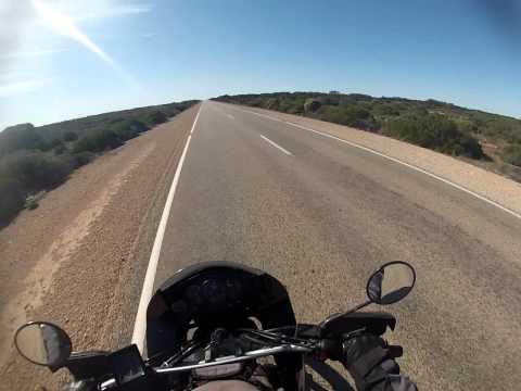 Western Australian Border to Nullarbor Roadhouse, Via Eyre Hwy 5 of 6