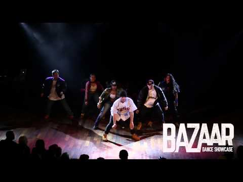 THE BAZAAR DANCE SHOWCASE: THE RETURN OF HIPHOP - ROYAL RHYTHM