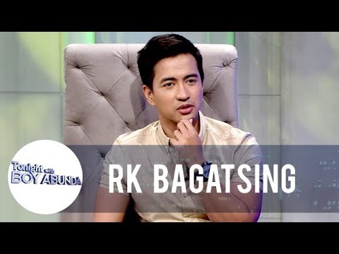 RK admits that he had doubts about taking on his role in 'Nang Ngumiti ang Langit' | TWBA