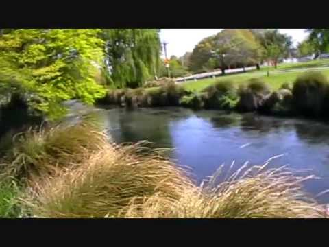 Fly Fishing New Zealand..Trout In The Heart Of The Christchurch Earthquake