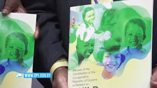 OPM and UNICEF release joint report on constitutional reform on children's rights