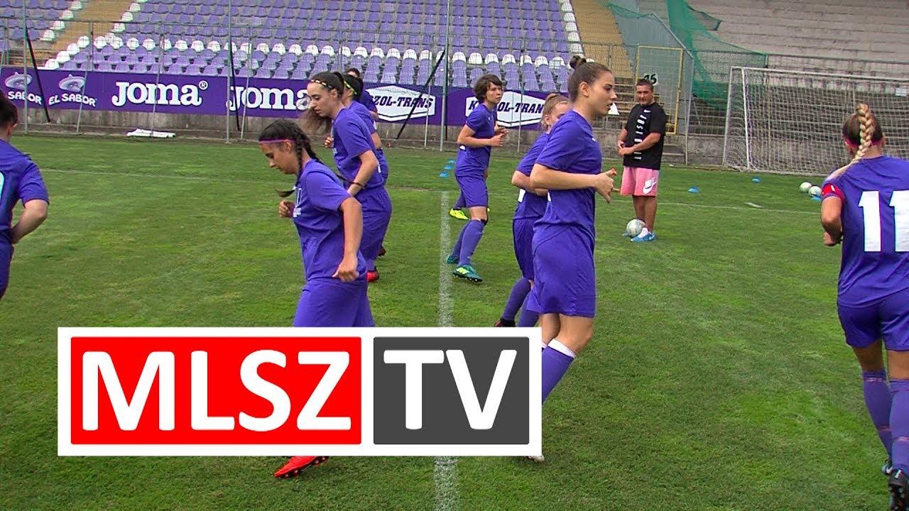 Újpest FC - Haladás Viktória | 0-3 | JET-SOL Liga | Alsóházi rájátszás 4. forduló | MLSZTV