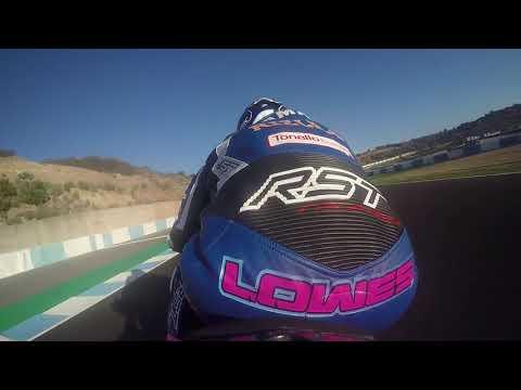Alex Lowes Onboard Lap of Jerez