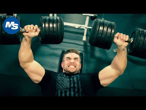 Building a Bigger Chest | Off-Season Chest Workout w/ Ryan Terry