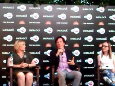 Συνέντευξη Benedict Cumberbatch - Απάντηση στο CinemaNews.gr