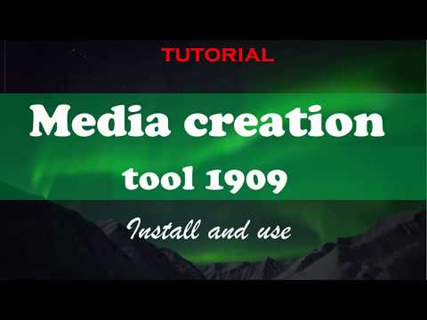 How To Install And Use Media Creation Tool For Windows 10