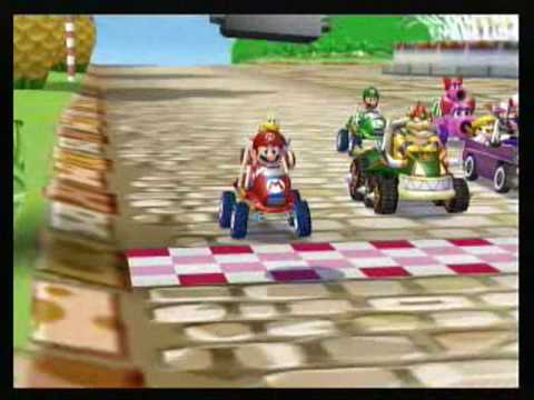 Mario Kart Double Dash Dub 1