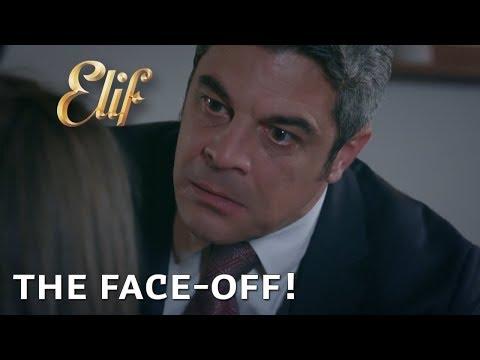 Melek, Tarık'la yüzleşiyor! | Elif 740. Bölüm (English subtitles)