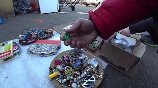 КУПИЛ БРИЛЛИАНТЫ за 20 гривен БАРАХОЛКА на МИЛЛИОН поиск предметов золотая лихорадка