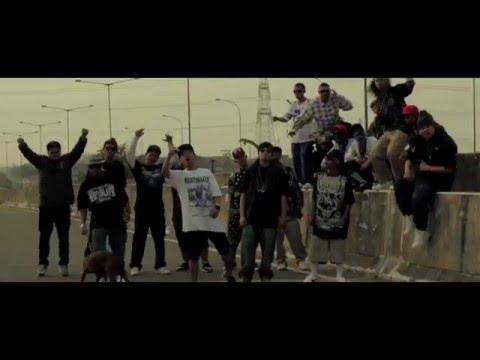 Recalcitrance ft  Underdog - Bastard (Official Video Clip)