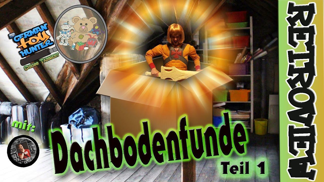 Toy Hunter Deutsch