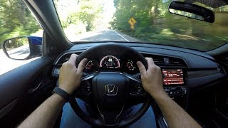 2017 Honda Civic Si Review (vs. VW Golf and Mazda3)