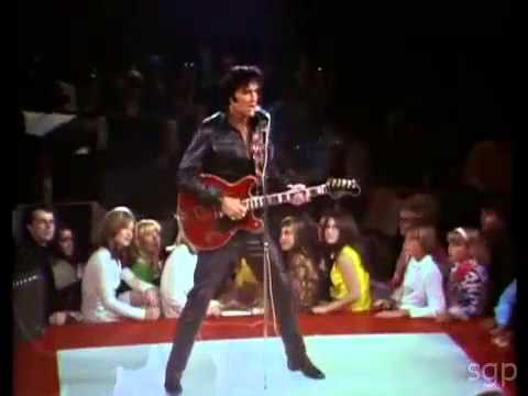 Elvis Presley   Blue Suede Shoes '68 special