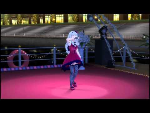 "[iDOLM@STER] ""Kyun! Vampire Girl"" - Takane Solo (60FPS)"