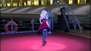 "[THE iDOLM@STER 2] ""Kyun! Vampire Girl"" - Takane Solo (60FPS)"