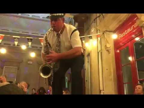 The Harlem Rhythm Cats Bath Pizza Co By Green Park Brasserie Bath Festivals