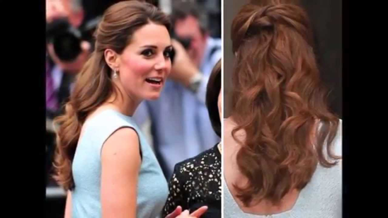 Kate Middleton Hair Style Top 15 Princesses Kate