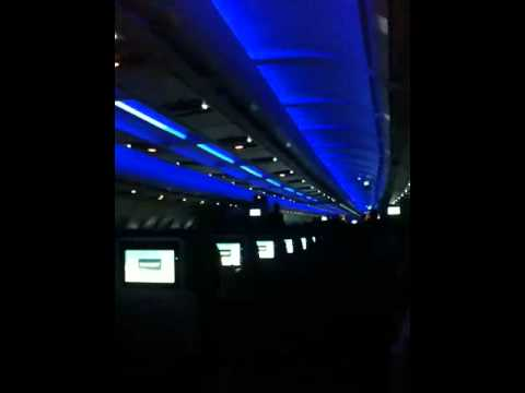 Air Transat New Plane Interiors Youtube