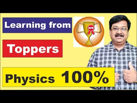 53519351b4 | How to score 100% in Physics | Learn from Toppers | Study Tips | CBSE  Board Exams | | SgChirich Studyblr