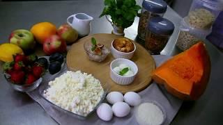 Правильно питание: рецепты десертов на ужин без вреда для фигуры