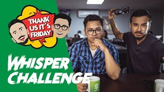 The Whisper Challenge | Guess The English Song 2019 | Nepali Games | Fun Video | Lone Tree Marketing