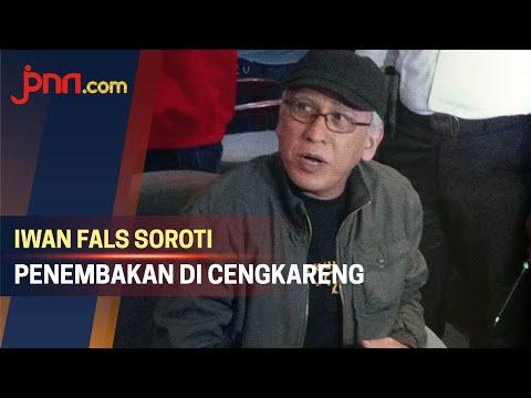 Iwan Fals Soroti Kafe Lokasi Penembakan di Cengkareng