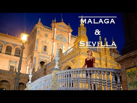 Travel Vlog | Malaga & Sevilla | Andalucia 2016