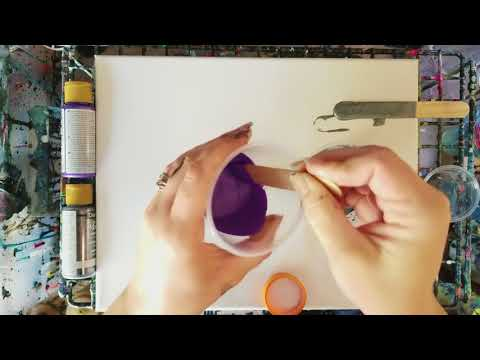 Acrylic Pouring | How to Mix Paint