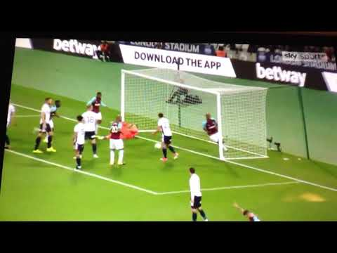 West Ham 3-0 Bolton | All Goals And Highlights